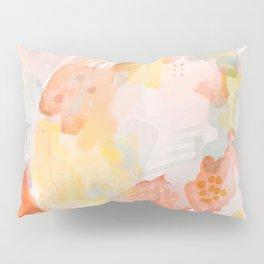 Abstract Watercolor Pillow Sham