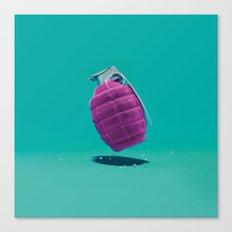Smart Bomb Canvas Print