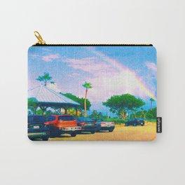 Florida Rainbow Carry-All Pouch