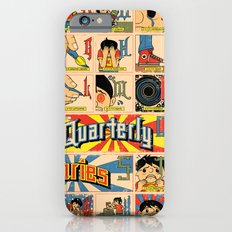 Odd Alphabet Chart Slim Case iPhone 6s