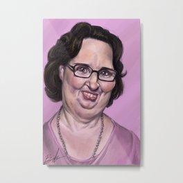 Phyllis Metal Print