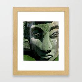 chan-bahlum one Framed Art Print