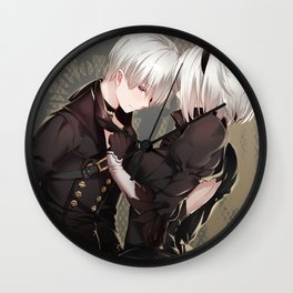 Nier Automata Romantic Wall Clock