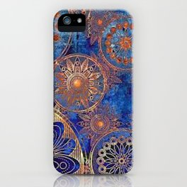 A lot of Mandala iPhone Case