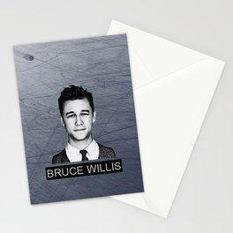 Bruce Willis Stationery Cards