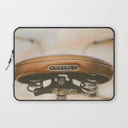 Ride my Bike Laptop Sleeve