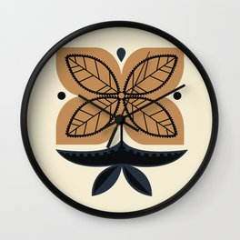 MCM Mr & Mrs Wall Clock