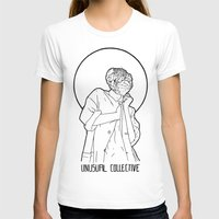 mineral T-shirts featuring Mineral Woman by Ryan Brown