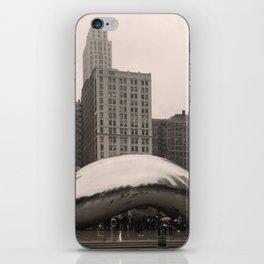 Chicago Bean iPhone Skin