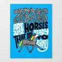 Party Horses by chrispiascik