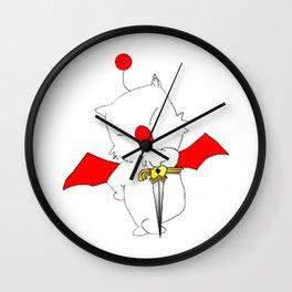 Mog The Moogle Wall Clock