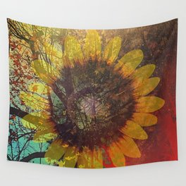 Clytia's Fate Wall Tapestry