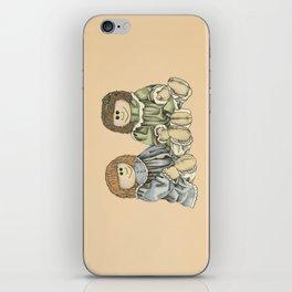 BFFs iPhone Skin