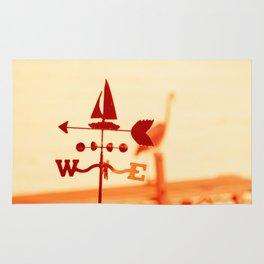 This Way to the Lake // Weathervane Rug