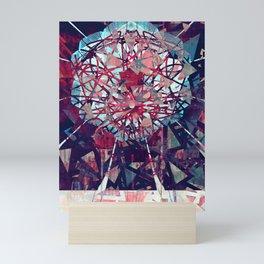 esquemas de entropia Mini Art Print