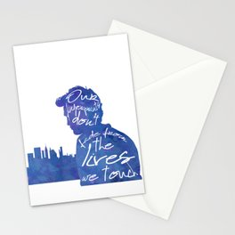 Remember me - Robert Pattinson Stationery Cards