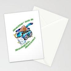 Balla' on a Budget, Bitch! Stationery Cards