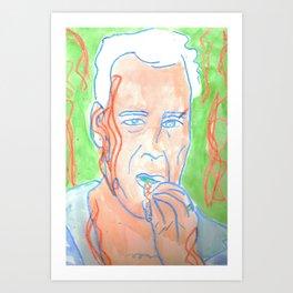 Yipee Kay Yay Art Print