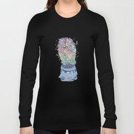 Garden Head Long Sleeve T-shirt