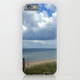 Utah Beach Normandy France iPhone Case