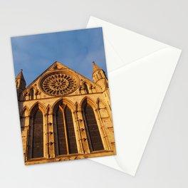 York Minster South Entrance Stationery Cards