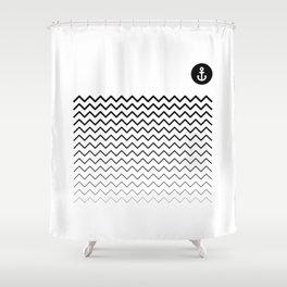 Hemingway Shower Curtain
