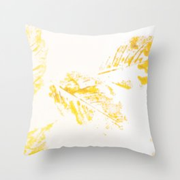 Autumn leaves 3 Throw Pillow