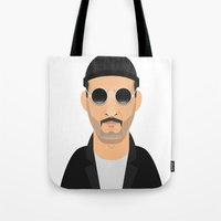 leon Tote Bags featuring Leon by Capitoni