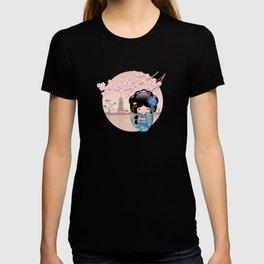 Japanese Keiko Kokeshi Doll T-shirt
