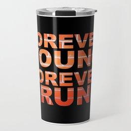 forever yong, forever drunk Travel Mug