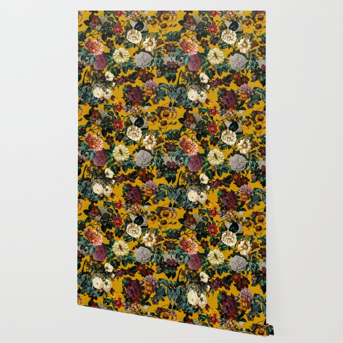 Exotic Garden V Wallpaper