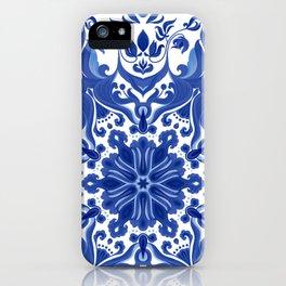 Flowerflake #12114861 iPhone Case