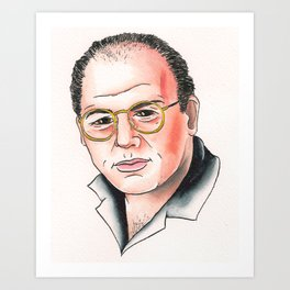 I Am Costanza Art Print
