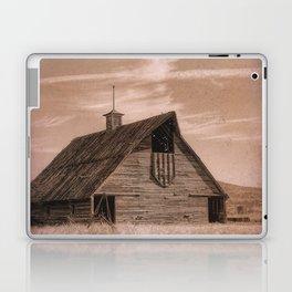 This Old Barn Laptop & iPad Skin