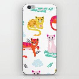 Grumpy Cats iPhone Skin