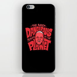 The Notorious P.O.P.E iPhone Skin