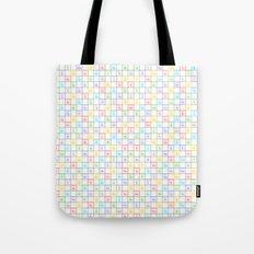 Periodic Pattern Tote Bag