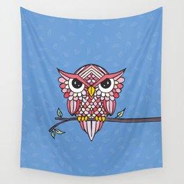 Hey y'owl Wall Tapestry