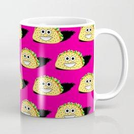Taco Emoji Coffee Mug