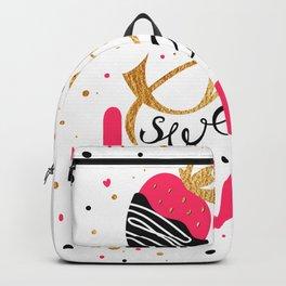 So sweet love Backpack