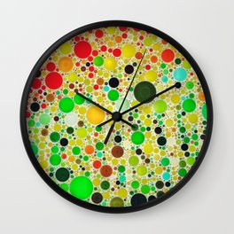 :: Can't See The Trees in the Woods :: Wall Clock