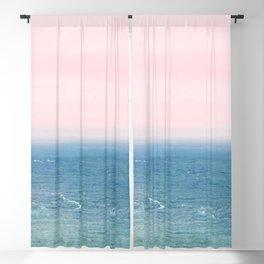 Sea Blackout Curtain