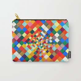 Colorful Nite Carry-All Pouch