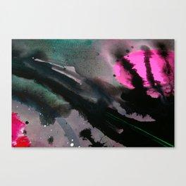 Wet paint 3 Canvas Print