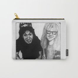 WAYNE'S WORLD Carry-All Pouch
