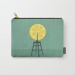 Lemon (Du)Champ Carry-All Pouch