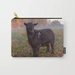Foggy Goat Carry-All Pouch