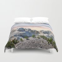 infamous Duvet Covers featuring Presidential by Judith Lee Folde Photography & Art