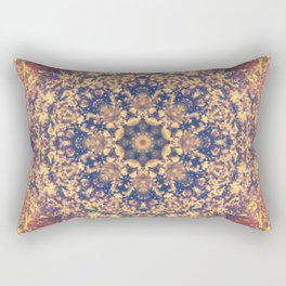 Distant Clouds Mandala Rectangular Pillow