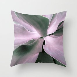 #agave Throw Pillow
